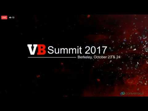 VB Summit: Dr. Sid J. Reddy in the Innovation Showcase
