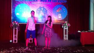 Cung đàn tình yêu Cover - Quang Vịnh ft Quỳnh Anh