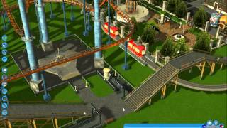 Roller Coaster Tycoon 3: Soaked ! World of the Sea !