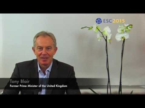 ESC@Yale: Greetings from Tony Blair