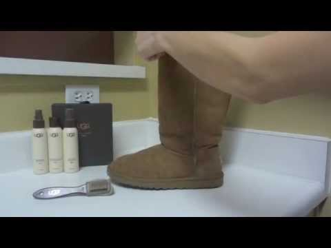 ugg boots video