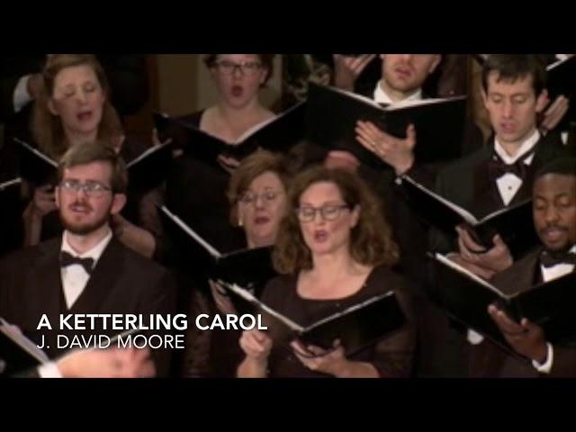 A Ketterling Carol – premiere
