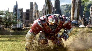 Мстители: Война бесконечности Русский трейлер | HD 2018