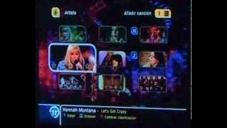 Disney Sing it: Pop Hits (full song list)