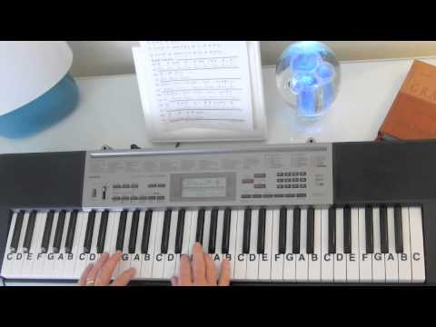 How to Play ~ Father, I Adore You ~ Maranatha Singers ~ LetterNotePlayer ©