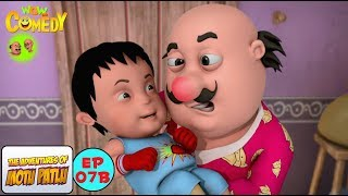 Boxer's Baby - Motu Patlu in Hindi -3D Animated cartoon series for kids - As on Nickelodeon