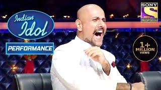 Salman की शानदार Perforamnce से Vishal हुए Impress | Indian Idol Season 10