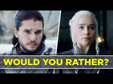 "Thumbnail: Can You Survive This Game Of Thrones ""Would You Rather""?"