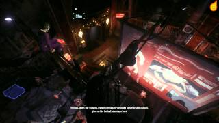 Batman: Arkham Knight: #13 - Batmobile Vs Excavator
