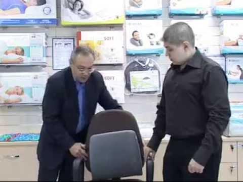 Здоровый позвоночник, Ортопедические подушки на сиденье