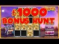 🍩 £1000 Bonus Hunt, Donuts, Dead or Alive 2, Goonies & MORE!!