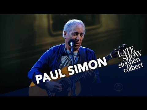 Paul Simon Performs 'Question For The Angels' With Bill Frisell