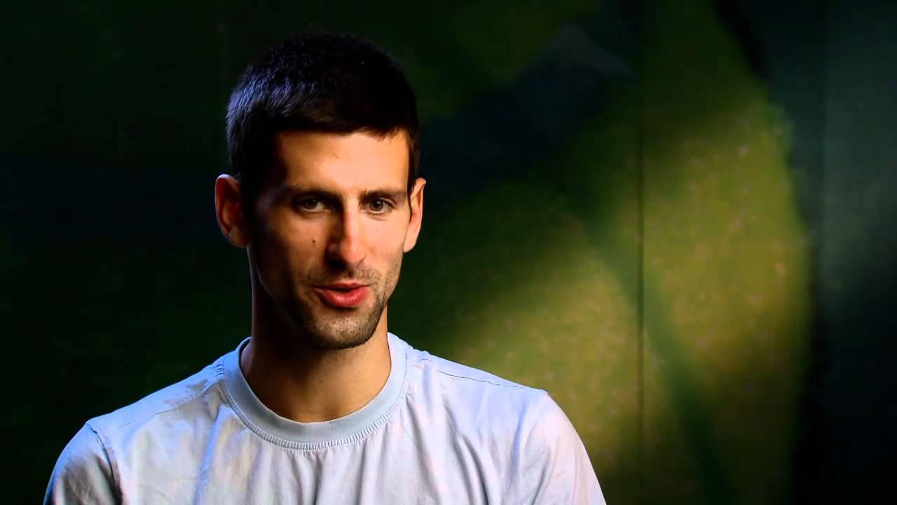 Novak Djokovic Australian Open Final Interview Youtube