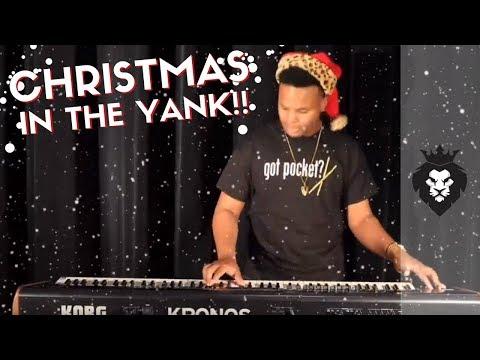 CHRISTMAS IN THE YANK!! - WARREN BROWN