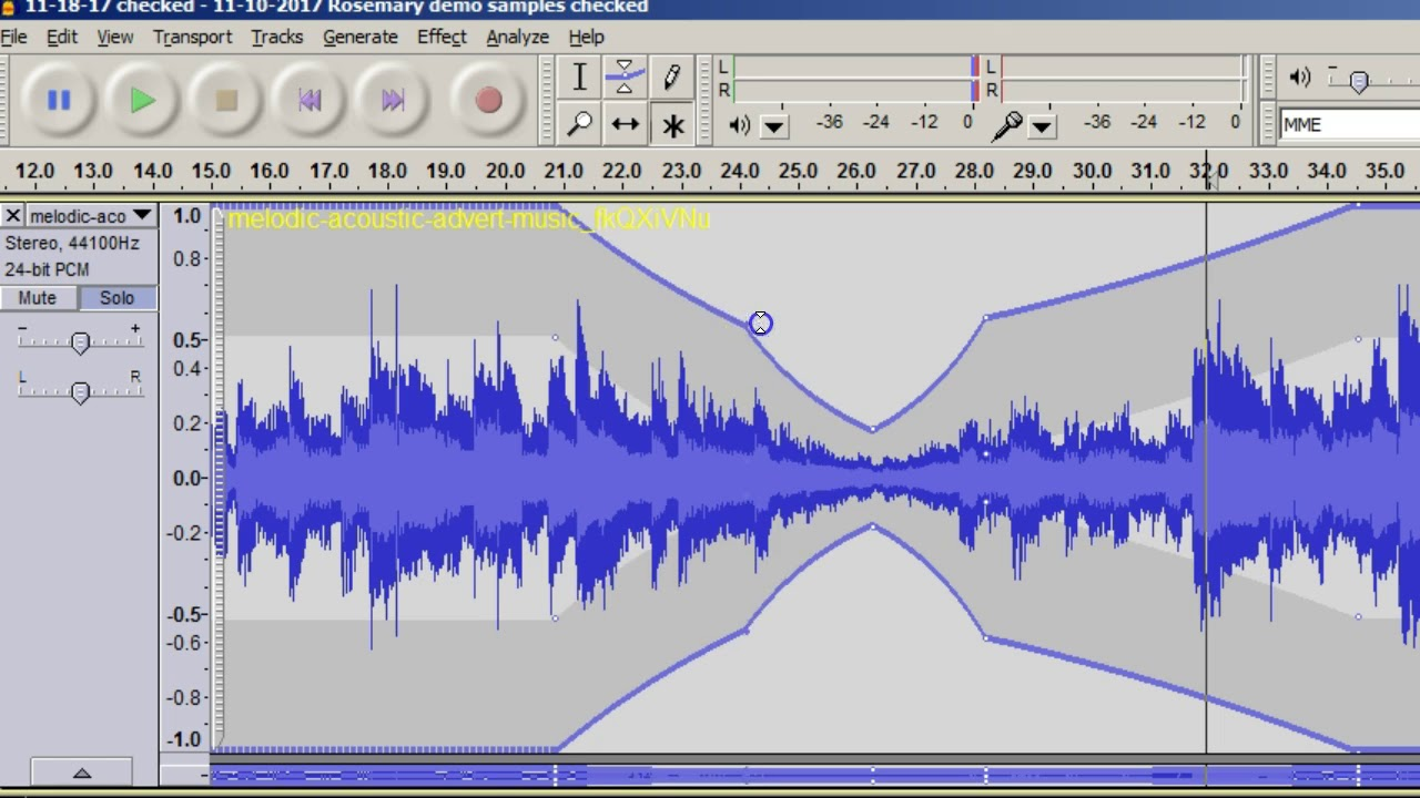 Sound Design Tricks for Audacity | School of Voiceover