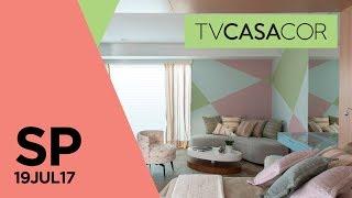 Gambar cover CASACOR SP 2017: Duda Porto, Lucy Amicón e Vanessa Ireno no TV CASACOR ao VIVO