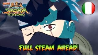 Naruto S:UNS Revolution - PS3/X360/PC Digital - Full Steam Ahead! (Italian trailer)