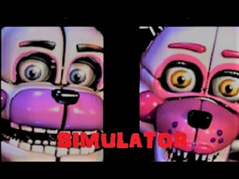 FNaF Sister Location: Custom Night Simulator