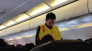 Video airasia awesome safety measures announcement download MP3, 3GP, MP4, WEBM, AVI, FLV Agustus 2018