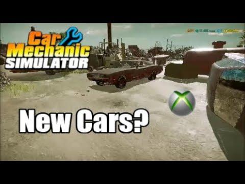 Car Mechanic Simulator Update | CMS | CMS XBOX ONE | Consoles - YouTube