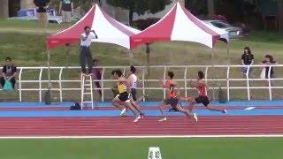 105年全大運 一般男子組田徑4x100公尺接力決賽 中央大學