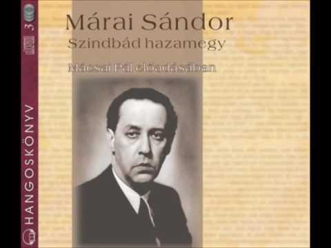 Márai Sándor: Szindbád hazamegy - hangoskönyv