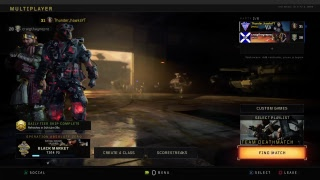 FIRST VIDEO OF 2019! bo4 multiplyer