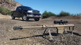 Will a .50 Cal Stop A Running Engine?