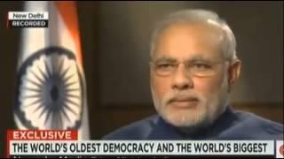 PM Narendra Modi Full Interview CNN - Fareed Zakaria GPS September 2014First International US Interv