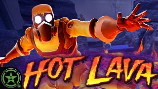 The Floor Is Lava the Video Game - Hot Lava