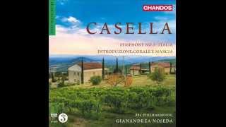 Alfredo Casella - Sinfonia n. 3, Op. 63