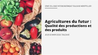 Les protéines végétales  alternatives aux protéines animales par Jean-Louis Cuq, 2018