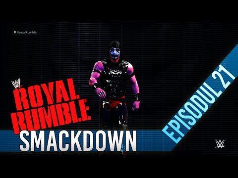 ROYAL RUMBLE 2 // WWE 2k16 (ROMANIA) SMACKDOWN // EP.21