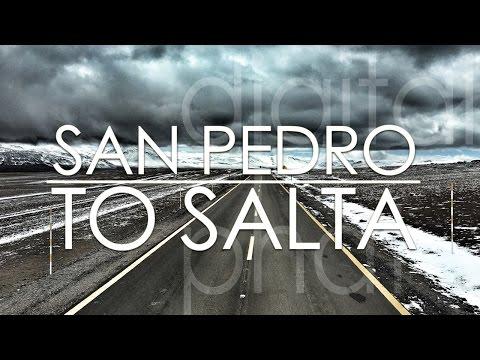 San Pedro de Atacama to Salta by bus Andesmar