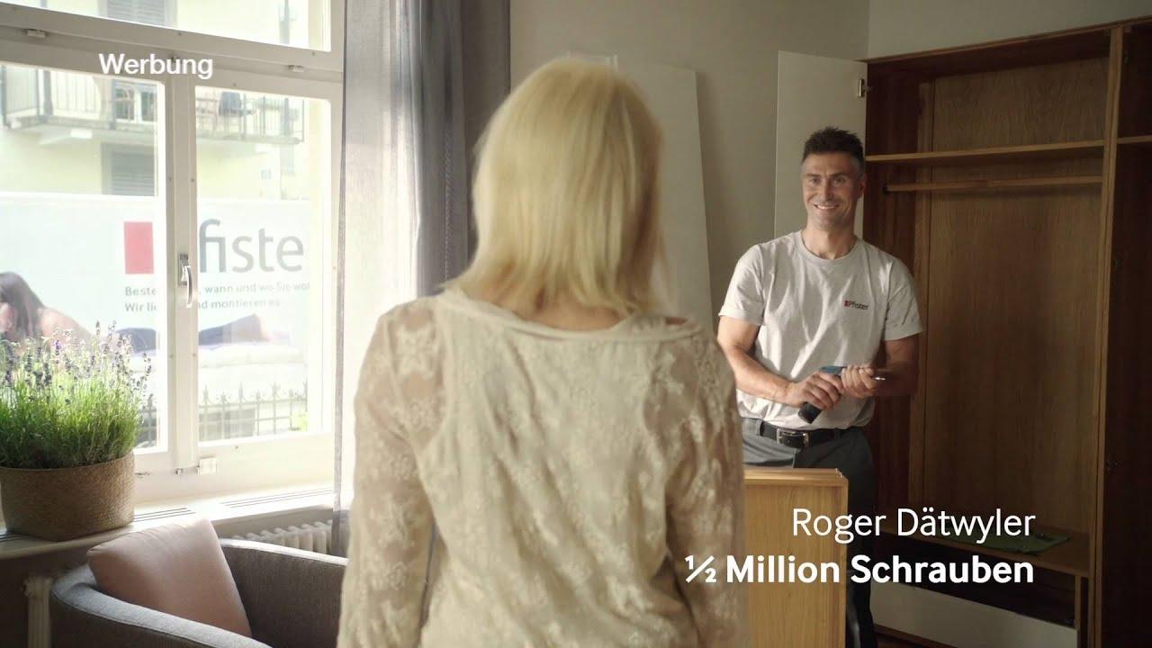 Mobel Pfister Tv Spot 5 Service Sujet Schrank Deutsch Youtube