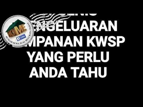 17 Cara pengeluaran simpanan KWSP