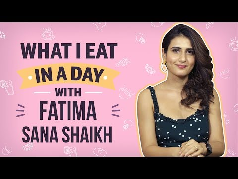 Fatima Sana Shaikh - What I Eat In A Day| Bollywood| Pinkvilla| Thugs of Hindostan Mp3