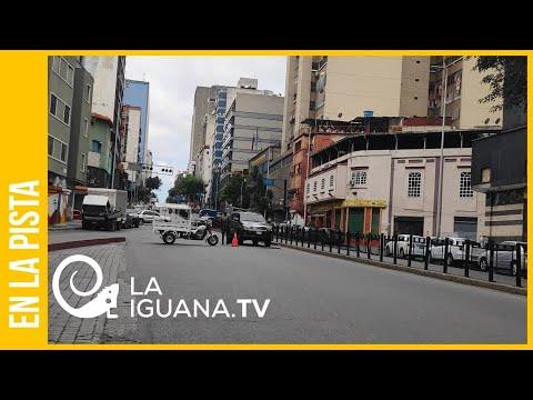 Recorrido por Caracas: Metro, calles y avenidas ante la cuarentena