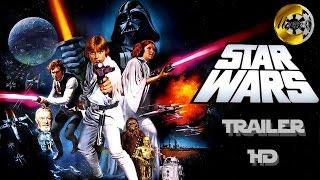 Star Wars - Episode IV - Eine neue Hoffnung - Trailer HD - Deutsch