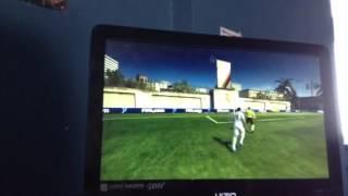 FIFA 11 practice mode