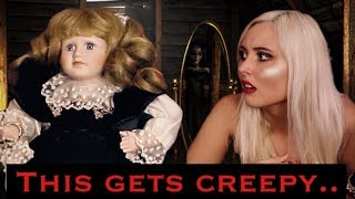Talking To My Haunted Doll/Ghost with a Pendulum | Paranormal Investigation