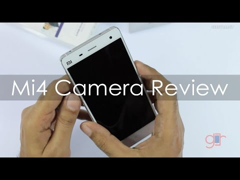 Xiaomi Mi4 13 MP & 8 MP Camera Review with Samples
