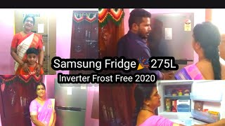 Samsung 275L Fridge Double Door Inverter Frost Free -2020 Model Review- RT30T3743S9/HL
