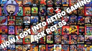 How I Got into Retro Gaming - Retro Gaming vs Modern | Ask RGT 85