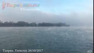 El Río Tuxpan tiene frío ;-)