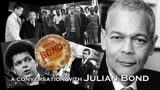 A Conversation with Julian Bond, part 1 of 6