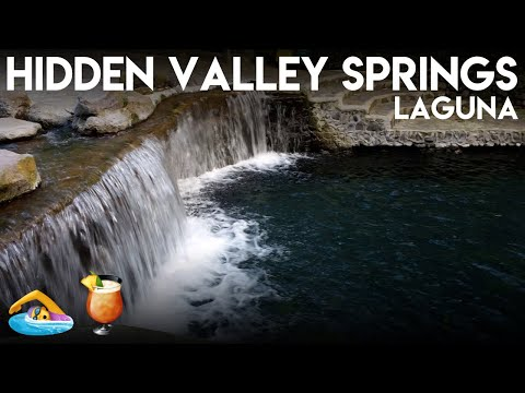Hidden Valley (Hot) Springs Resort Photos and Videos - Calauan, Laguna