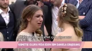 Kısmetse Olur, Daniela Eve Veda Etti