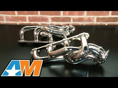 Mustang BBK Chrome Equal Length Shorty Headers (86-93 5.0L) Review