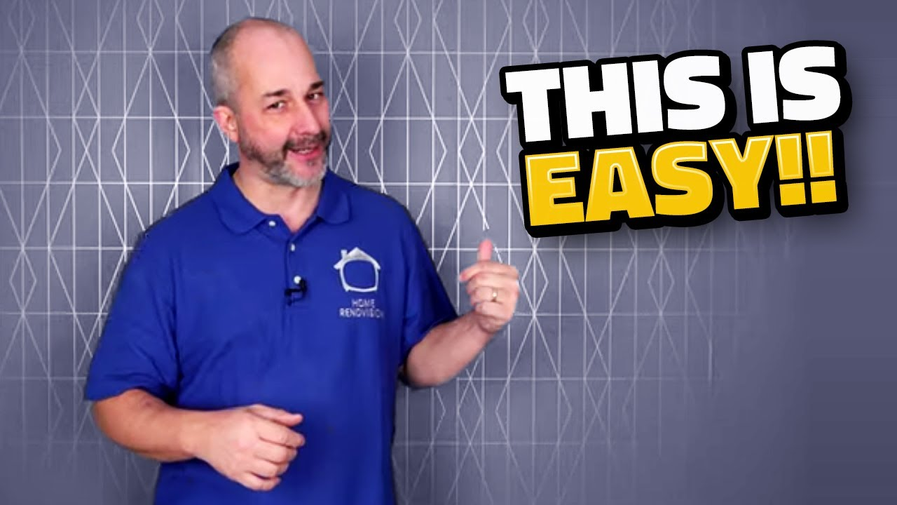 Download How To Hang Wallpaper! It Is So Easy You Will Love It!